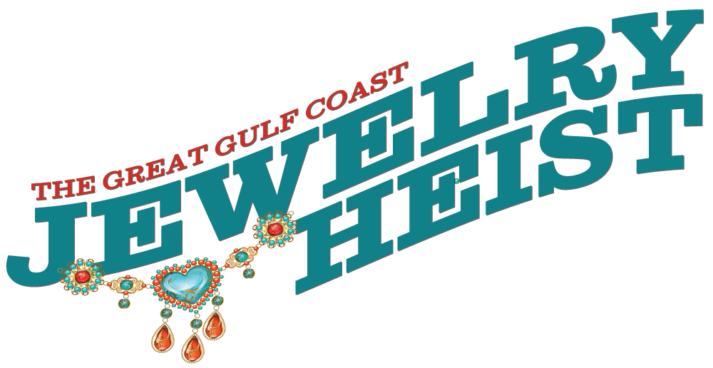 Great Gulf Coast Jewelry Heist graphic