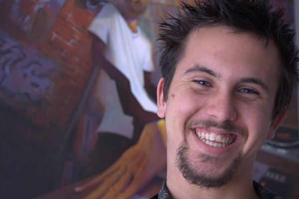 photo of smiling young adult
