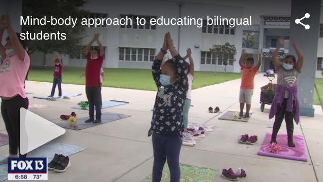 Three-year program helps bilingual students