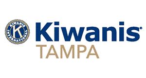 Kiwanis Foundation of Tampa logo